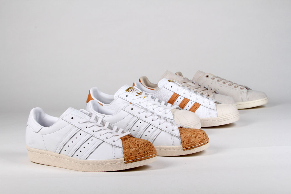 adidas w superstar 80s cork