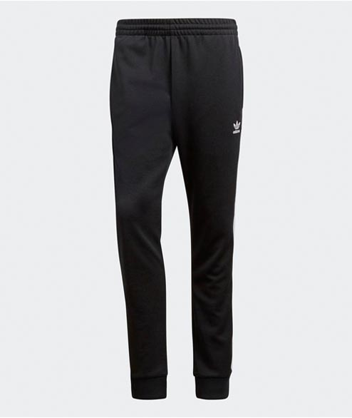 Adidas originals - SST TP Pant - Black