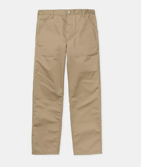 Carhartt WIP - Simple Pant - Leather Rinsed
