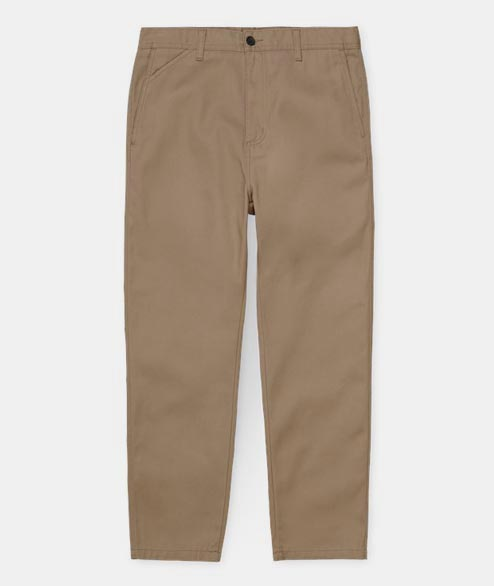 Carhartt WIP - Menson Pant - Leather Rinsed