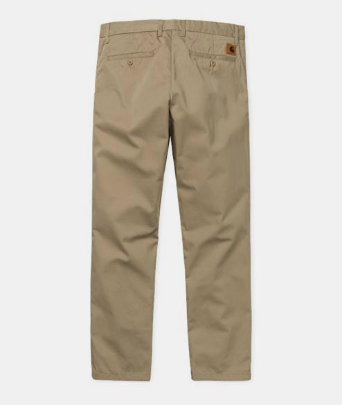 Carhartt WIP - Johnson Pant - Cotton Leather