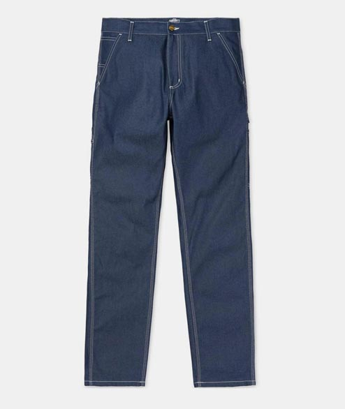 Carhartt WIP - Ruck Single Knee Pant - Blue Rigid