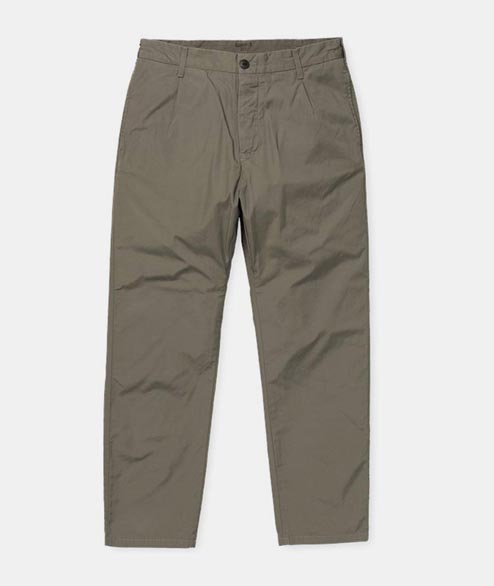 Carhartt WIP - Gerald Pant - Cotton Grey Airforce