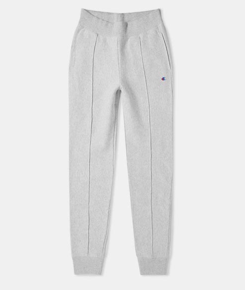 Champion - Rib Cuff Pant - Heather Grey