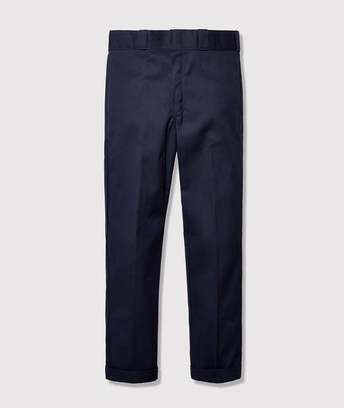 Dickies - Straight Work Pant 873  - Dark Navy