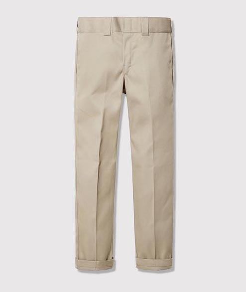 Dickies - Straight Work Pant  873 - Khaki
