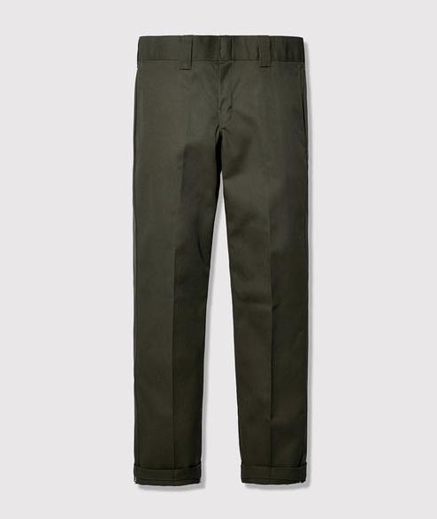 Dickies - Straight Work Pant 873 - Olive Green
