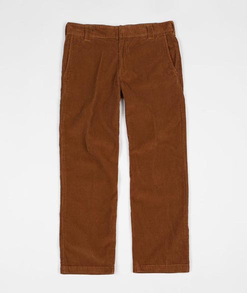 Dickies - WP873 Cord - Brown Duck