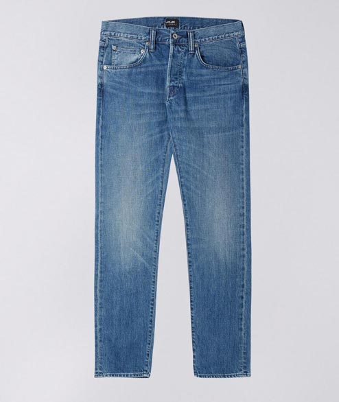 Edwin - ED 55 - Blue Clean Wash
