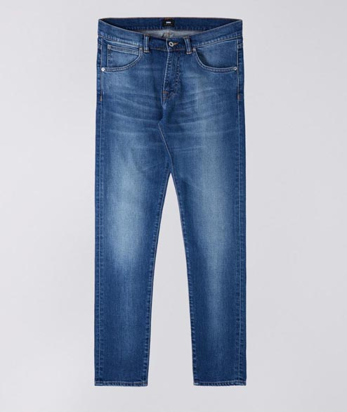 Edwin - ED 85 CS - Blue Birger Wash
