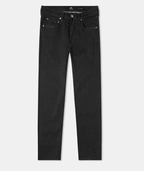 Edwin - ED 55 CS Ayano - Black Denim Rinsed