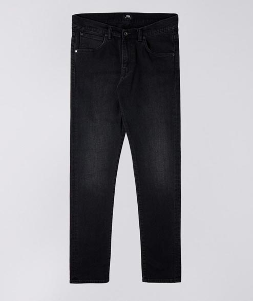 Edwin - ED 85 CS - Black Mineral Wash