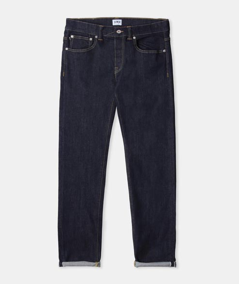 Edwin - ED 80 CS Red Listed Selvage - Rinsed