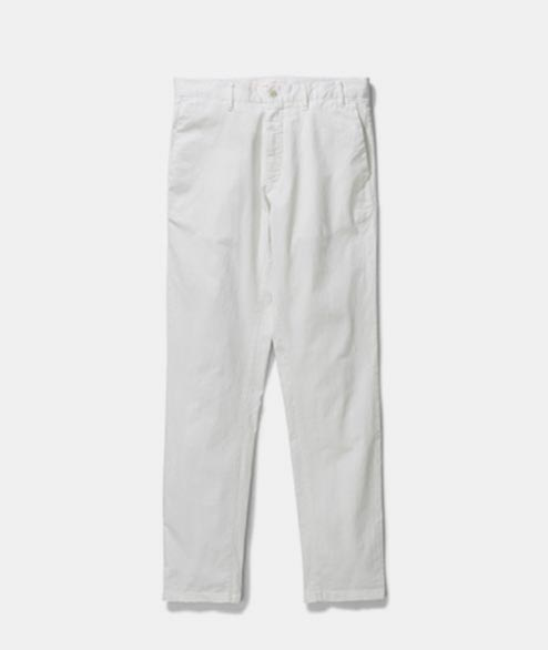 Norse Projects - Aros Slim Light Stretch - Kit White