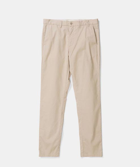 Norse Projects - Aros Slim Light Stretch - Utility Khaki