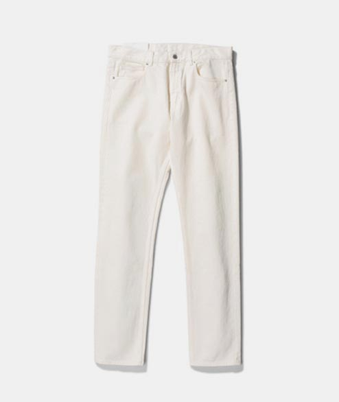 Norse Projects - Norse Slim Denim - Ecru