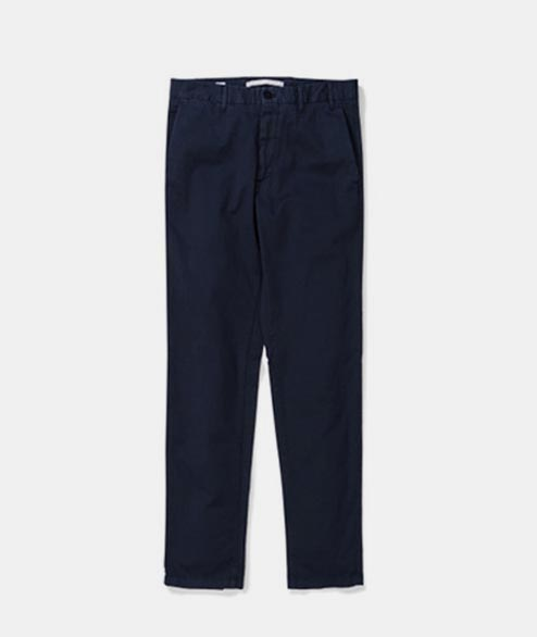 Norse Projects - Aros Slim Light Stretch - Dark Navy
