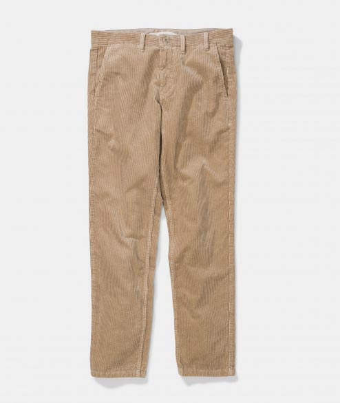 Norse Projects - Aros Corduroy - Khaki