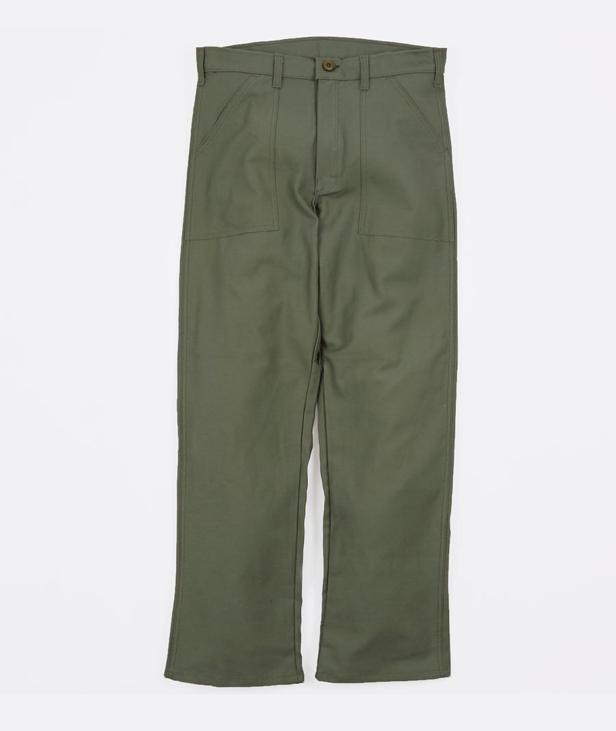 Stan Ray - Original Fit Fatigue - Olive Sateen