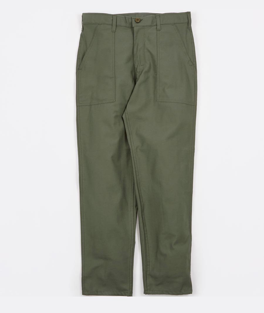 Stan Ray - Taper Fit Fatigue - Olive Sateen