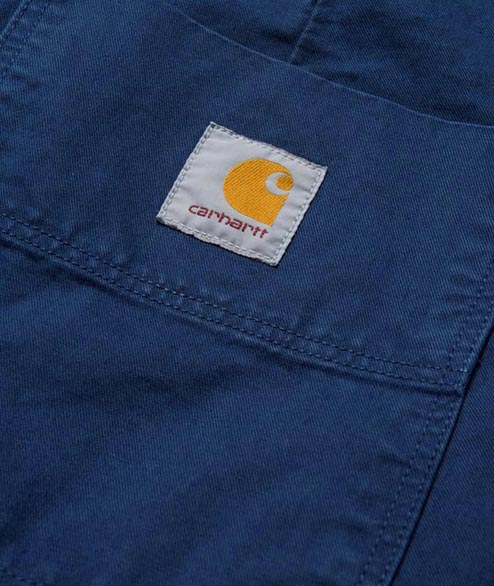 Carhartt WIP - Chalk Short - Navy