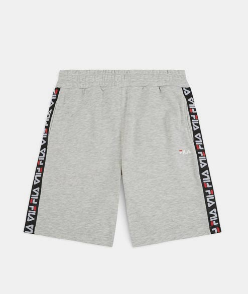 FILA - Tristan Sweat Short - Light Grey