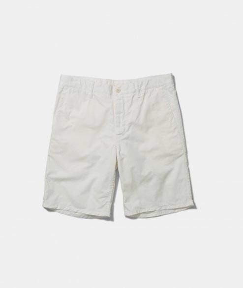 Norse Projects - Aros Light Twill Shorts - Ecru