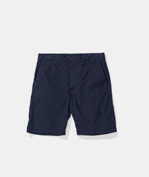 Norse Projects - Aros Light Twill Shorts - Dark Navy