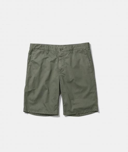 Norse Projects - Aros Light Twill Shorts - Dried Olive