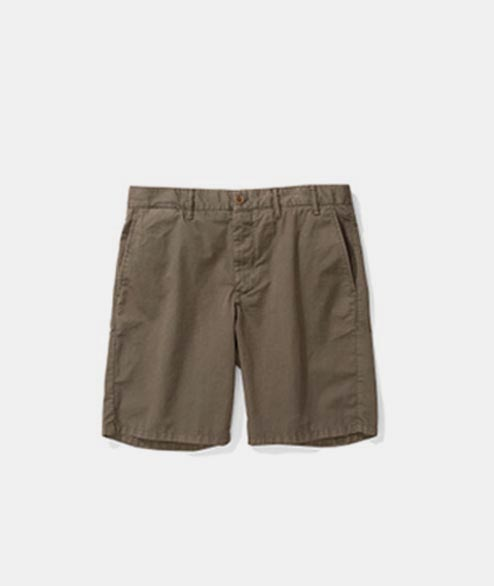Norse Projects - Aros Light Twill Short - Ivy Green