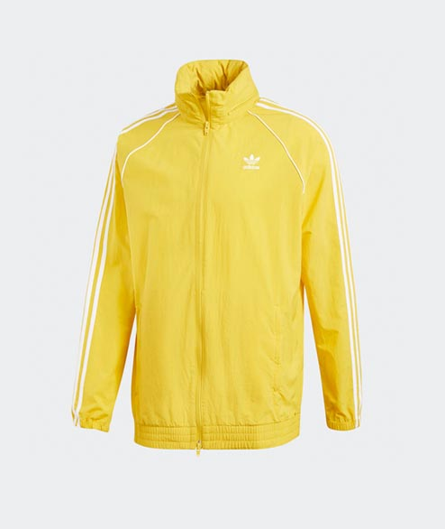 Adidas originals - SST Windbreaker - Yellow