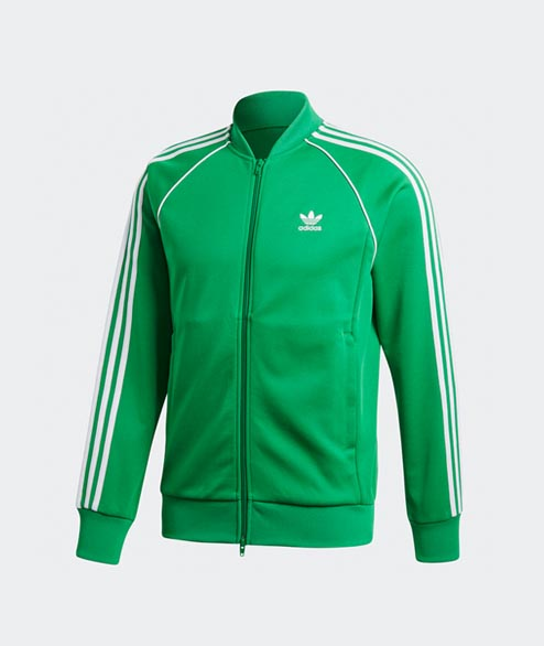 Adidas originals - SST TT Sweatshirt - Green