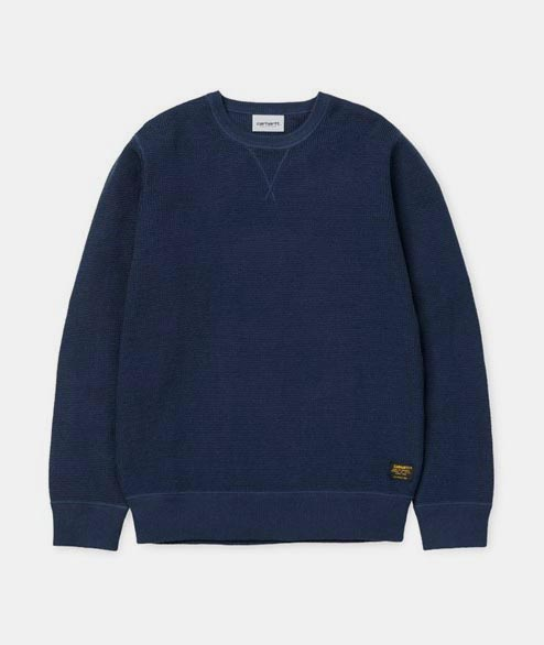 Carhartt WIP - Mason Sweater - Blue