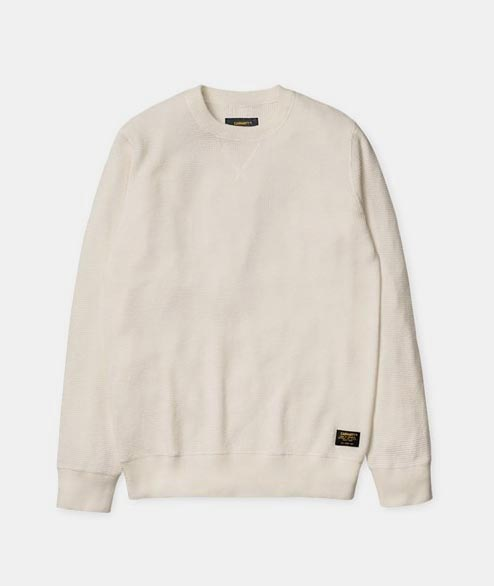 Carhartt WIP - Mason Sweater - Wax