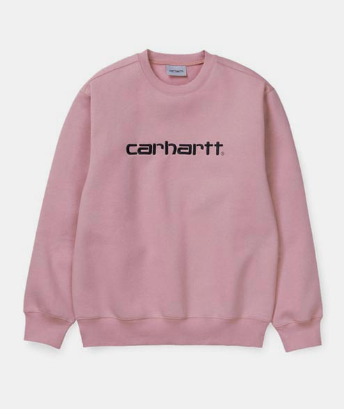 Carhartt WIP - Carharrt Sweat - Blush Black