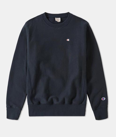 Champion by Wood Wood - Judd Hoodie - Navy