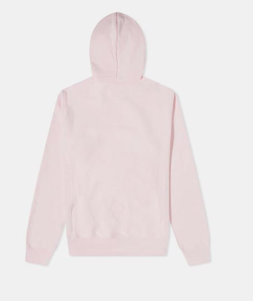 Champion - Logo Hooded Sweatshirt - Pink