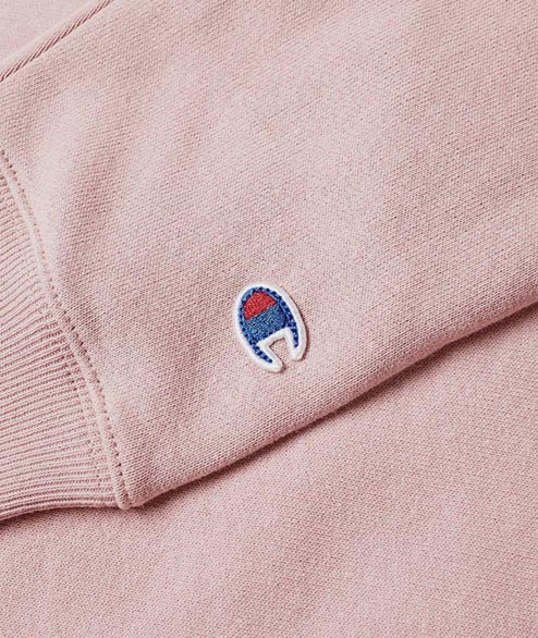 Champion - Crewneck Sweatshirt - Peach