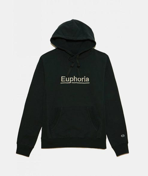 Champion by Wood Wood - Luis Hoodie - Black