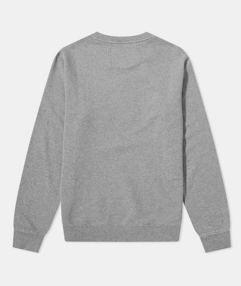 Edwin - Japanese Sun Sweat - Grey Marl