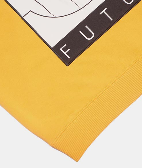 Futur - 01 Patch Crew - Yellow