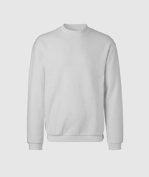 Libertine Libertine - Ecto Sweat - White