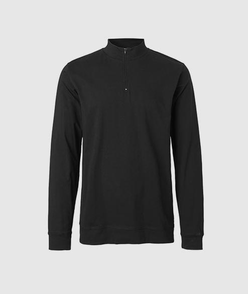 Libertine Libertine - Clapton Roll Neck - Black