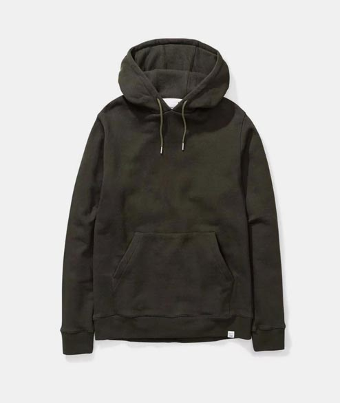 Norse Projects - Vagn Classic Hood - Beech Green