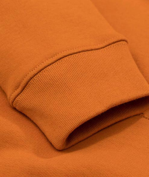 Norse Projects - Vagn Classic Hood - Oxide Orange