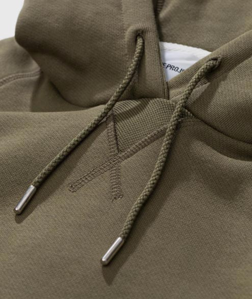 Norse Projects - Ketel Classic Hood - Linchen
