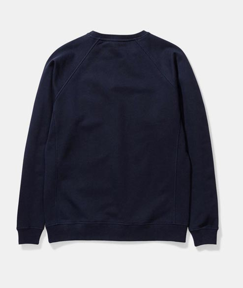 Norse Projects - Ketel Wave Logo - Dark Navy