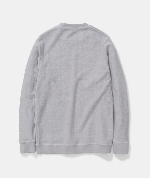 Norse Projects - Vagn Heavy Towelling - Ash Grey