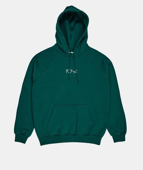 Polar Skate Co. - Default Hoodie - Dark Green