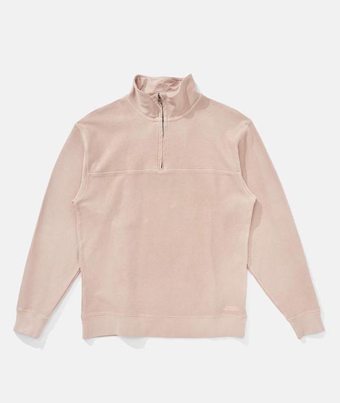 Saturdays - Sam Pullover - Clay Dye
